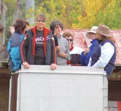 Herding judges