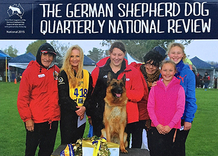 Quarterly National Review - out now !