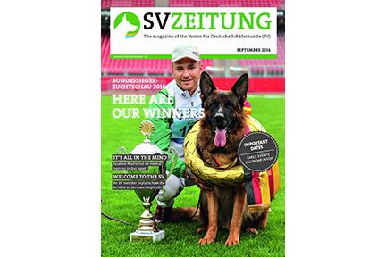 SV Zeitung Magazine in English